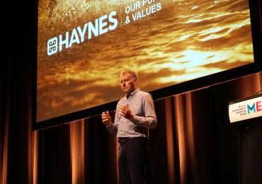 Haynes brand refresh: Why?